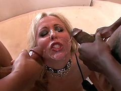 Incredibly Hot Milf Takes BBC
