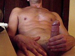 hot male masturbating cumsho