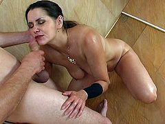 anal with russian mature 5