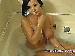 Tara Tainton - Your Step Mom Lures You Out of Bed for School with Her SoapyS