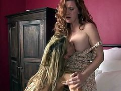 Fame Digital sex clip gonna provide you with two pale voracious lesbos from Britain. Wondrous nymphos from Britain are horny and move to the bedroom. Let's see the way two kinky ladies lick and eat each other's wet pussies on the wide bed.