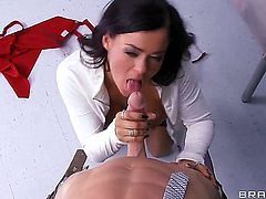 Fat tool for Crista Moore and her throat