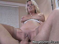 Bridgett Lee needs it deeper and harder right now!