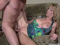 You have to see blonde Desiree Dalton as she is spreading her legs wide and showing off her tight little meat hole. That vagina is ready for a hard white prick.