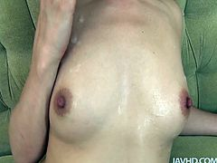 Well, this Japanese whorish geisha is a futuristic lover. All naked nympho with small tits likes riding a dick. But there're two more thing spoiled harlot enjoys giving to a lucky dude - blowjob and handjob. If you're seeking for pleasure than Jav HD sex clip is waiting for you.