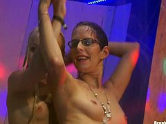 You are right here to be pleased with one another hot video produced by hardcore Tainster porn site. A lot of drunk girls take part in dissolute group sex orgy. Enjoy them all.