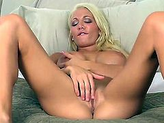 Devon Alexis masturbates at morning, because she likes to begin her day with multiple orgasms. Moreover, she just loves the process of reaching satisfaction and thats all. Enjoy
