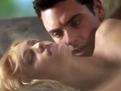 Erica Fontes loves getting her honeypot shagged by Ryan Driller
