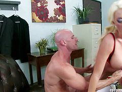 Summer Brielle us a sluttiest and the bustiest babe at