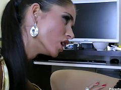 These lascivious lesbian hotties are all over the place! One of them is getting finger fucked hard by several dirty minded chicks.