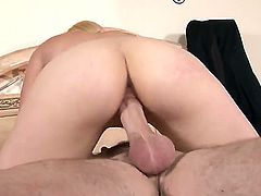 Kyley Richman is a sweet pale skinned blonde with tight and small shaved hole is an amazing thing