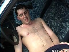 Slutty french having anal sex