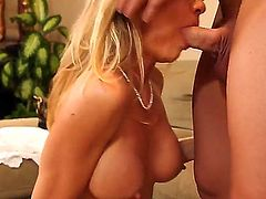 Simone Sonay gets the fuck of her dreams with hard cocked fuck buddy Johnny Castle