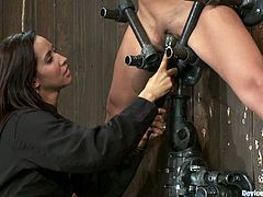 Two girls are here getting dominated in this extreme bondage video with lots of different things to see and enjoy.