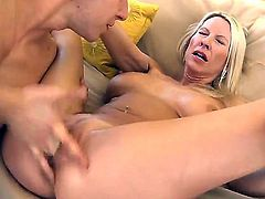 Danny Wylde loves always wet warm love hole of Emma Starr with huge jugs and shaved bush