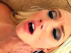 Hardcore Anal enthusiasts. Staring pornstar AJ Applegate and Will Powers. she is one beautiful babe with blonde hair and small white titties. She likes nothing more than getting her ass stuffed full of a big hard dick.