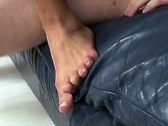 Horn-mad brunette is a well-known Indian slut. Zealous slender chick with sweet tits and smooth ass wanna give a solid blowjob to a stiff tasty dick to fill her mouth full with sperm. Then torrid chick bends over for a tough and pleasant doggy fuck.