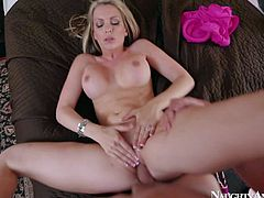 Courtney Cummz gets her pussy hammered from your POV