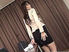 cut eddition japanese-mikiko nishizaki-The discipline the haughty secretary