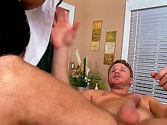 Levi Cash and Mariah Milano are the perfect combo for this hardcore video! She really knows how to ride his hard cock and he feels really grateful for this opportunity.