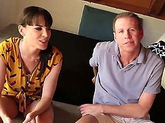 Dana DeArmond and Mark Wood love to talk about their porn videos and other crazy things
