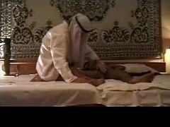 Hot sex tube video featuring hussy Arabian wife which gives her husband deepthroat blowjob. Enjoy hot homemade video from Indian sex Lounge porn site.