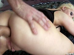 Candy's sweet ass hole drilled
