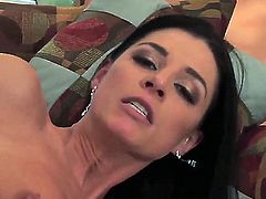 Horny milf summer blows a ole like a pro and moans as she gets her twat banged hard
