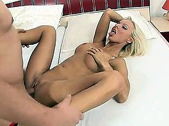 Victoria Kruz is one super sexy bitch who loves to have hardcore sex. She is one of the hottest babes in the game and she knows that. She is so fucking hot in this video, no lie.