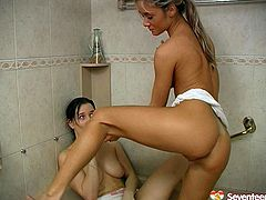 Are you looking for the hottest erotic sex tube video featuring cute lesbians? Enjoy them for free in kinky sex porn scene from Seventeen video archive.