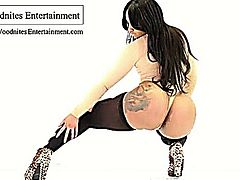Lanipop is a Redbone Stripper with a beautiful Phat Azz