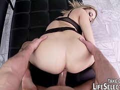 Beautiful ladies get fucked in compilation