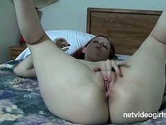 Net Video Girls sex clip provides you with amateur red haired hottie, who turns audition into a casual great sex. Spoiled pale nympho with natural tits gets totally absorbed with giving a solid blowjob for sperm. Riding a cock isn't the least thing to reach multiple orgasm on cam too.