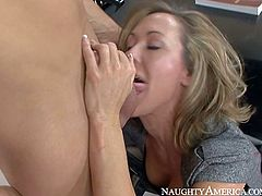 Professor Brandi Love is fuck hungry