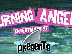 Burning Angel SharkBait Trailer.