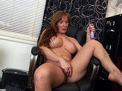 A whore with a fucking tight body gets naked and fucking sticks fingers in her wet fucking pussy, check it out right here.