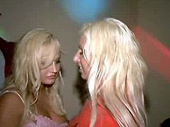 Spoiled curvy blond college girl desires to be fucked right in the toilet. Ardent chick with big boobies and smooth ass is fond of being fucked hard. Kinky girlie lures college dude to sex in the dorm restroom.