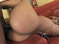 THICK CHYANNE getting some BBC