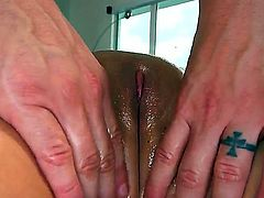 It is so easy to seduce woman to have screw during giving intimate massage to her. The pal gives unforgettable massage to Missy Martinez and then starts drilling her wild.