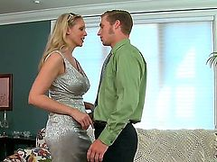 Darla Crane finds herself getting shagged by Michael Vegas