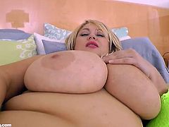 Horny bbbw slut Samantha 38 is getting her fat cunt rammed by her mistress with a huge strapon toy. Watch their big juggs and huge asses bounce all around your screen!