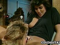 CDI Digital brings you an exciting free porn video where the hot retro lesbos Tracey Adams and Tori Welles get nasty. See them munching their hairy cunts into kingdom come.