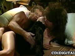 CDI Digital brings you an exciting free porn video where a sensual brunette belle gets banged vintage style into a hell of an orgasm. She's ready to be VERY bad.