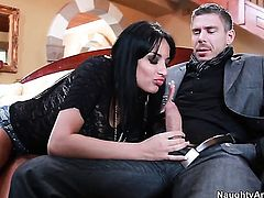 Mick Blue attacks smoking hot Anissa KateS love tunnel with his love torpedo