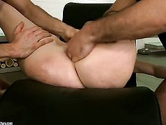 Isabella Clark loses control in anal action