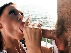 Christina Bella gets humped silly by sex starved man