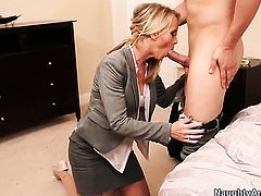 Giovanni Francesco loves sex hungry Simone SonayS wet honeypot and bangs her as hard as possible