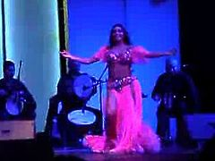 Alla Kushnir sexy Belly Dance part 96