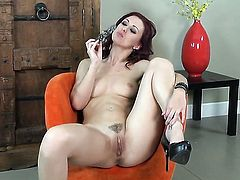 Karlie Montana bares it all on cam