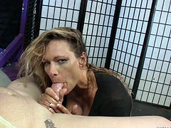 Here is a video featuring a nasty crack whore getting down and dirty while also getting some cum in mouth and she loves to swallow.